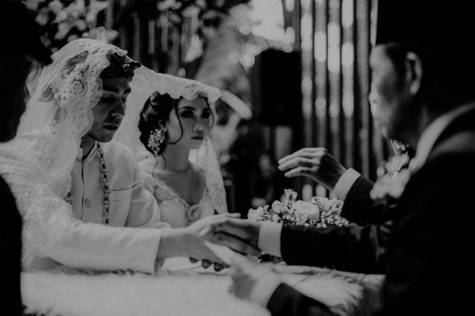 Vincent & Putri Wedding by AKSA Creative - 007