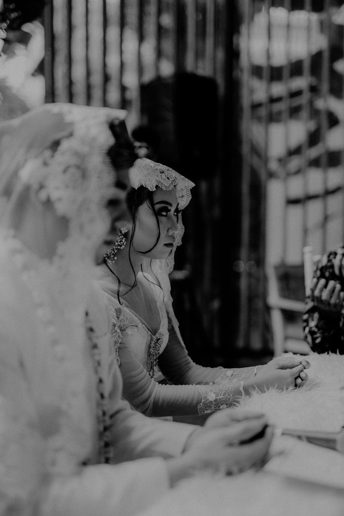 Vincent & Putri Wedding by AKSA Creative - 008