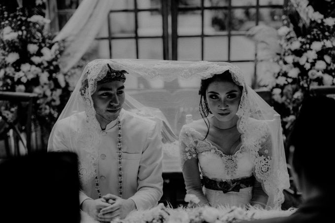 Vincent & Putri Wedding by AKSA Creative - 009