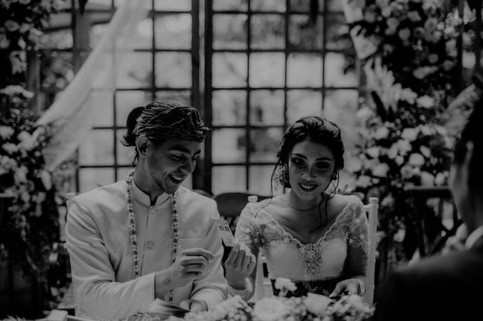 Vincent & Putri Wedding by AKSA Creative - 010