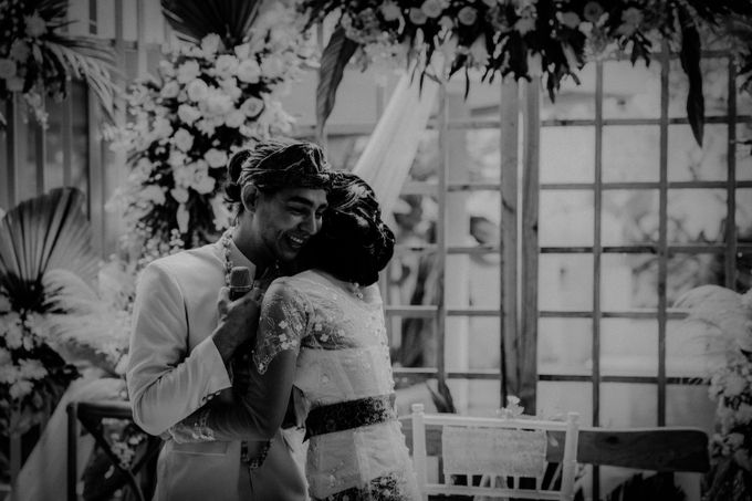 Vincent & Putri Wedding by AKSA Creative - 012