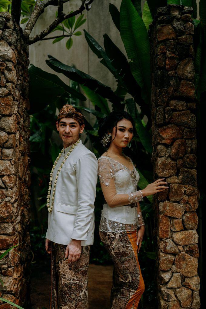 Vincent & Putri Wedding by AKSA Creative - 013