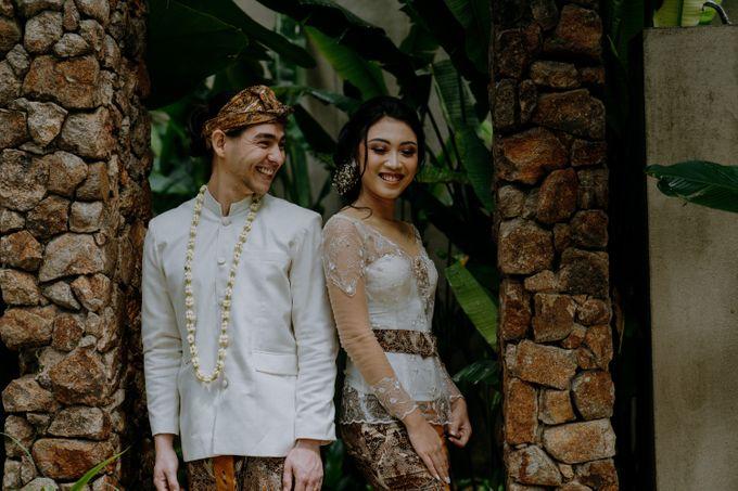 Vincent & Putri Wedding by AKSA Creative - 014