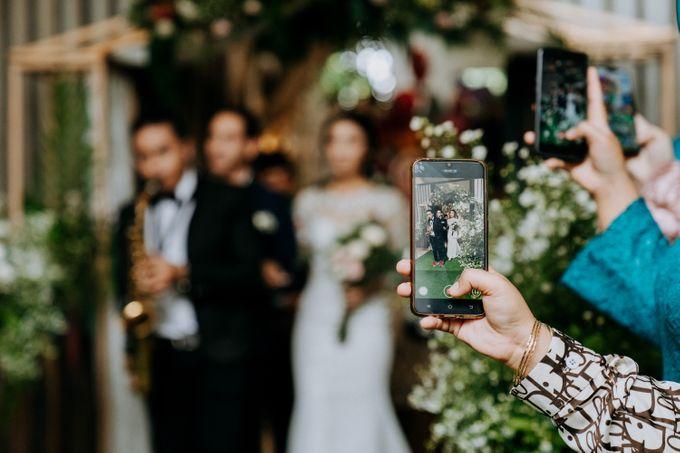 Vincent & Putri Wedding by AKSA Creative - 016