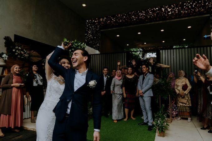 Vincent & Putri Wedding by AKSA Creative - 017