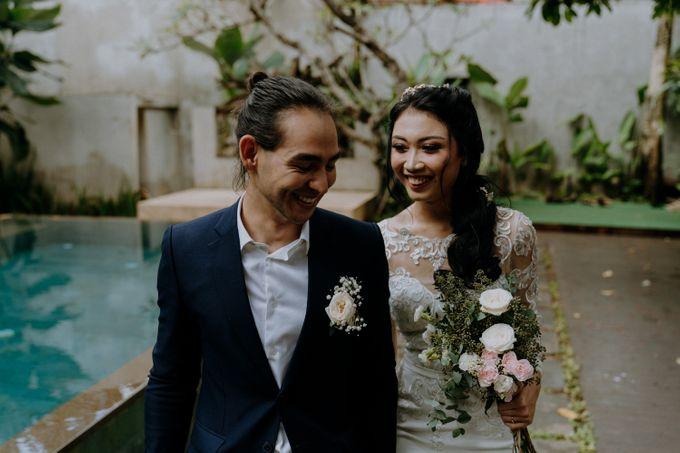 Vincent & Putri Wedding by AKSA Creative - 018