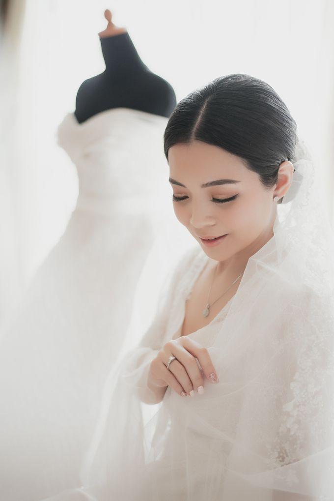 Prosesi Penjemputan Vincent & Beatrice by Skenoo Hall Emporium Pluit by IKK Wedding - 008