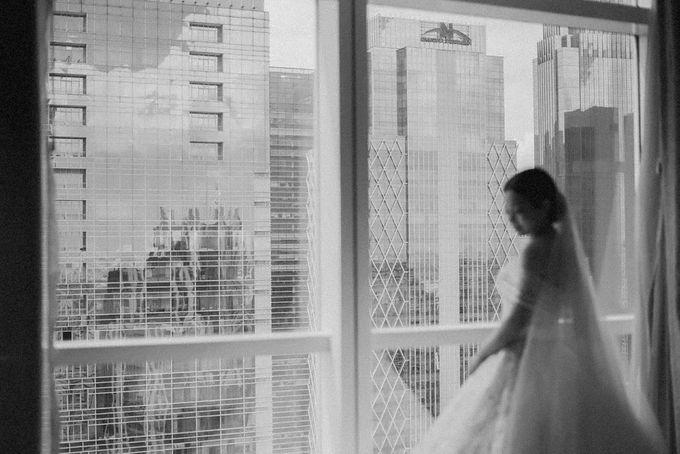 Prosesi Penjemputan Vincent & Beatrice by Skenoo Hall Emporium Pluit by IKK Wedding - 004