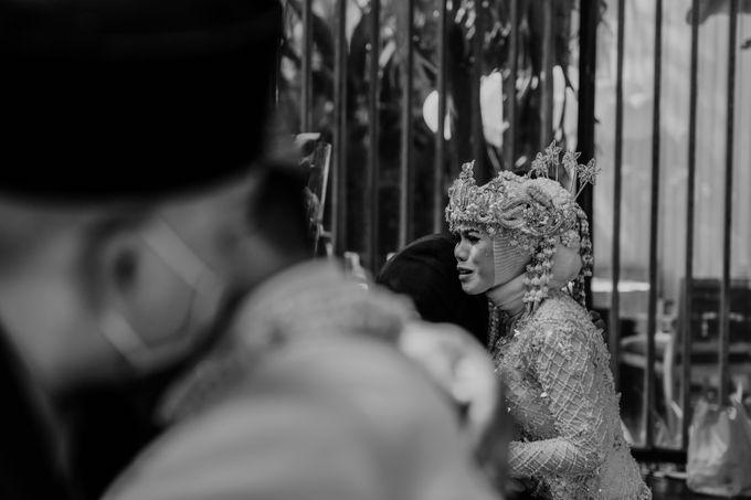 Vinsca & Ivan Wedding at Azila Villa by AKSA Creative - 013