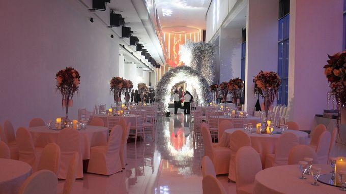 Wedding Mr Ivan & Ms Linda by Ciputra Artpreneur - 008