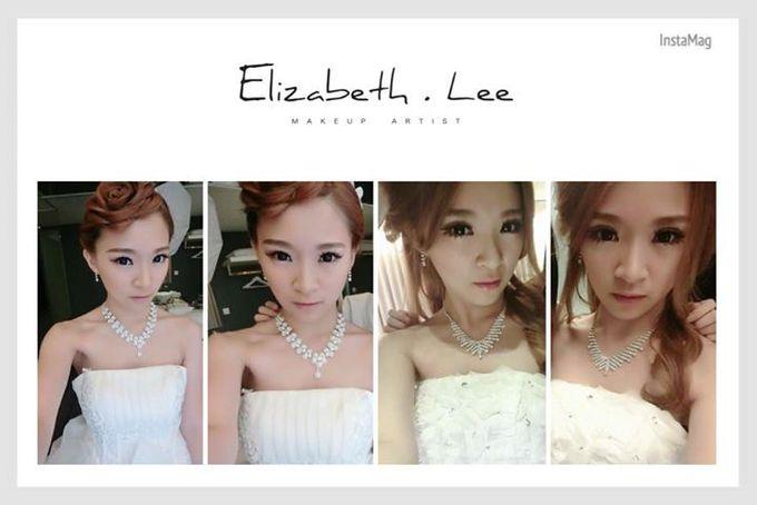 Wedding Day Bride Makeup Service by Elizabeth Lee Makeup Artist - 003