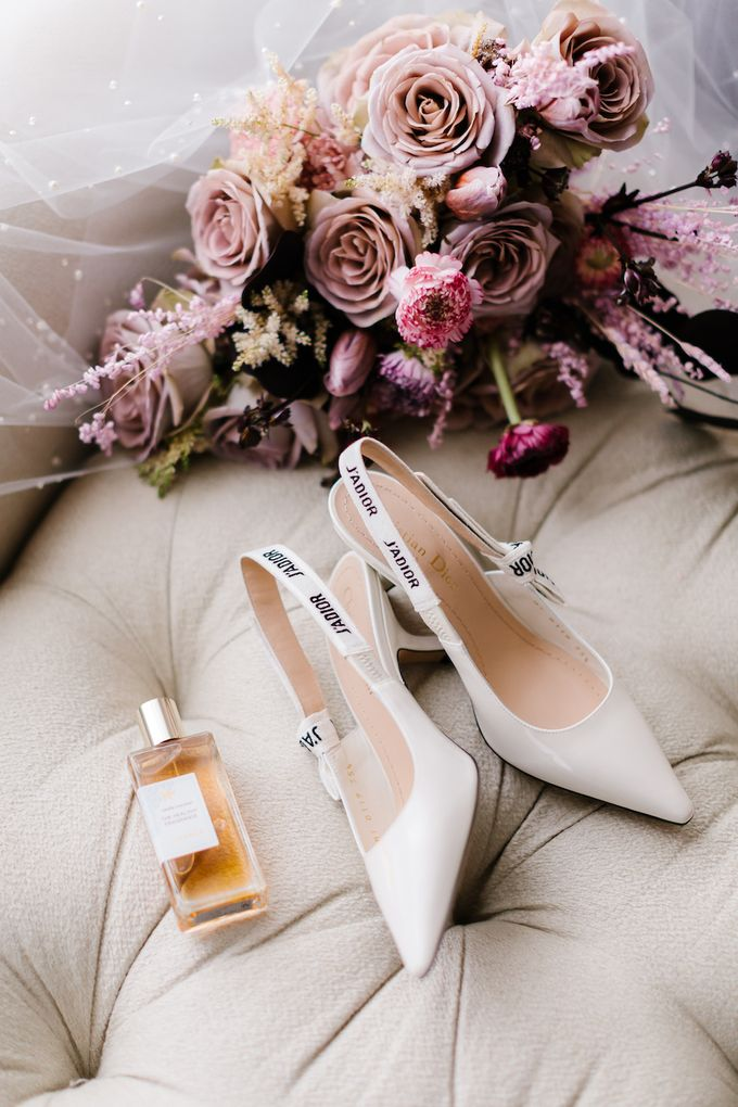 Ivan & Virly Wedding by Priscilla Myrna - 001