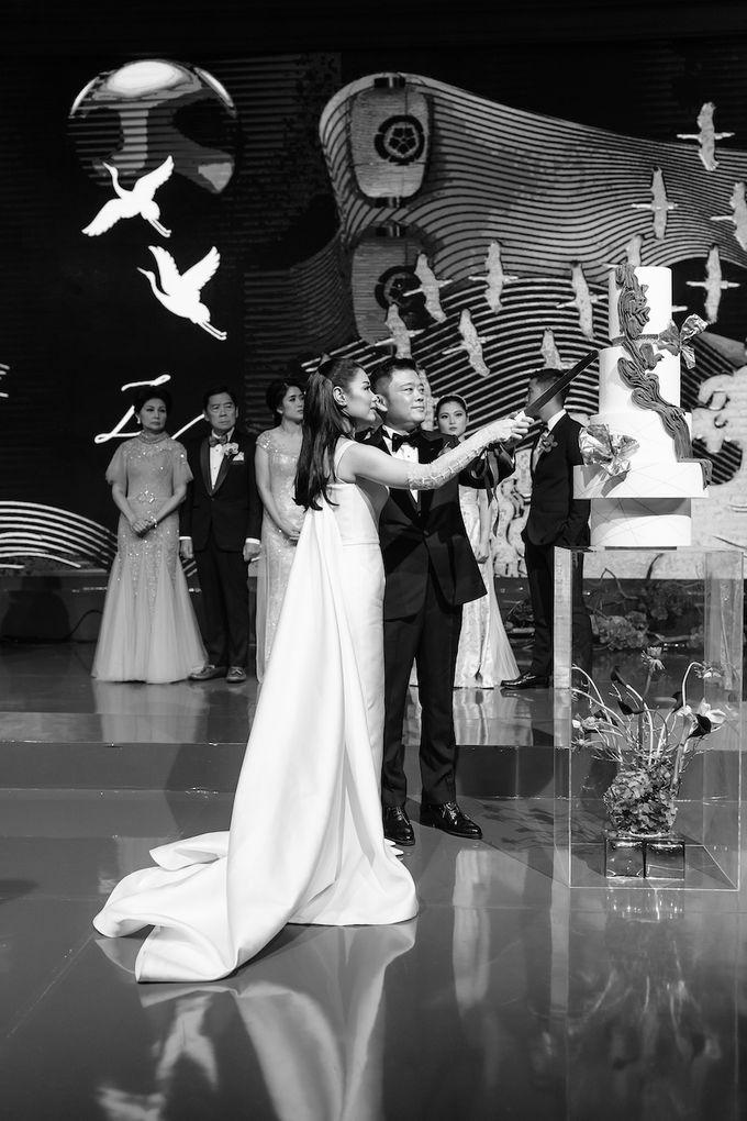 Ivan & Virly Wedding by Priscilla Myrna - 006