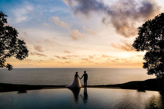 Whimsical Tropical Wedding at Stone House by Tirtha by Tirtha Bali - 027
