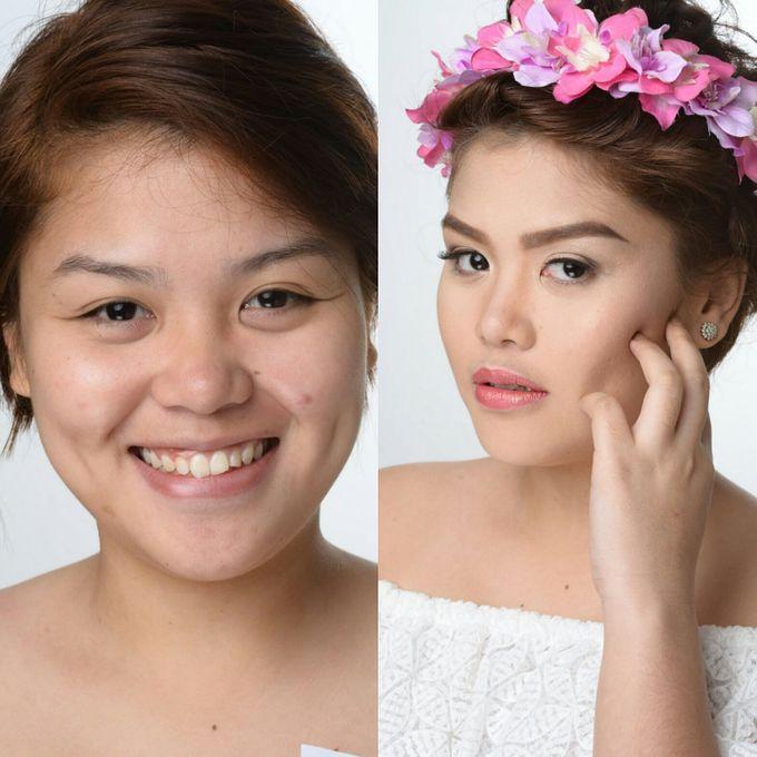 BRIDAL MAKEUP by Makeup By Karen M. Enriquez - 004