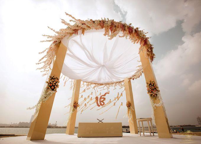 PRITTYJAZZY - Priyanka weds Jasjit by Vivaah Weddings - 008