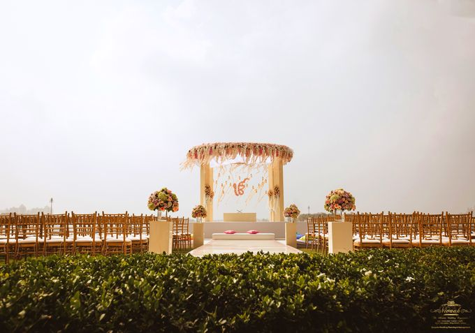 PRITTYJAZZY - Priyanka weds Jasjit by Vivaah Weddings - 009