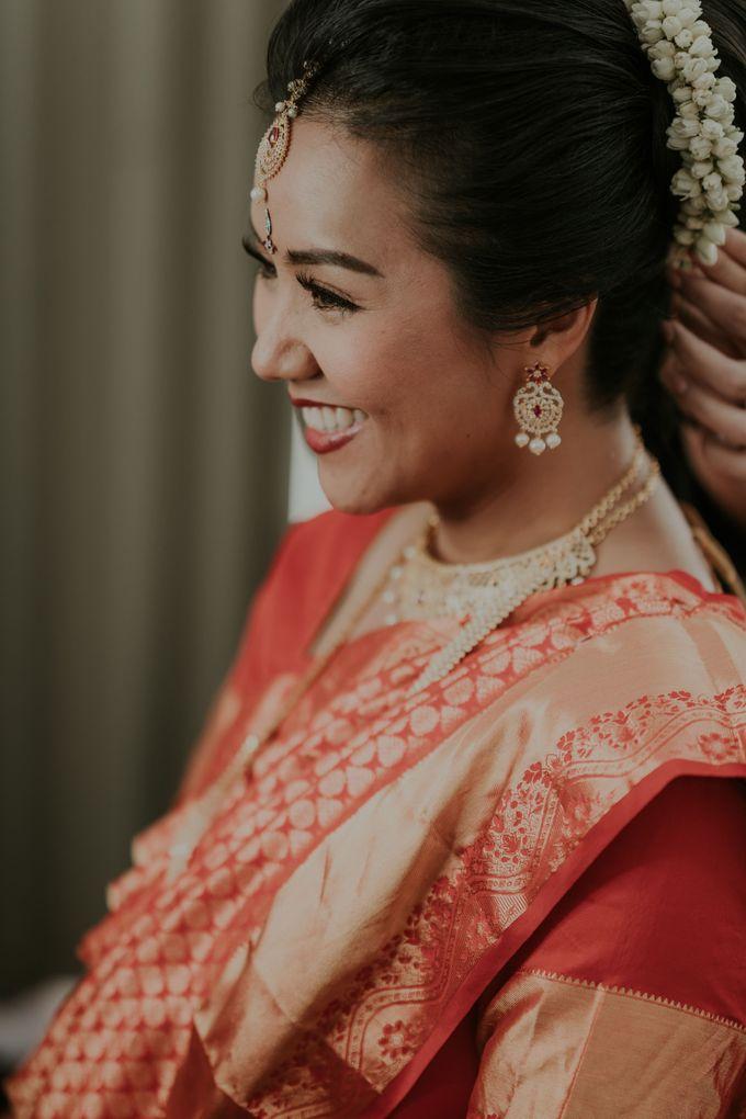 Vivi & Prasanth Wedding by Delapan Bali Event & Wedding - 034