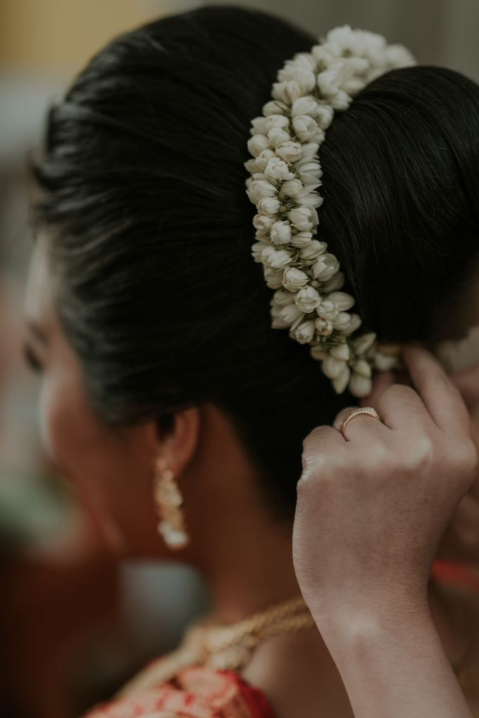Vivi & Prasanth Wedding by Delapan Bali Event & Wedding - 035