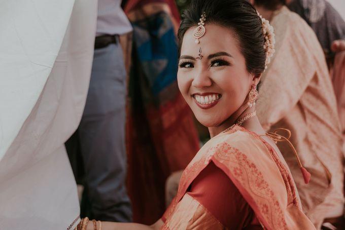Vivi & Prasanth Wedding by Delapan Bali Event & Wedding - 036