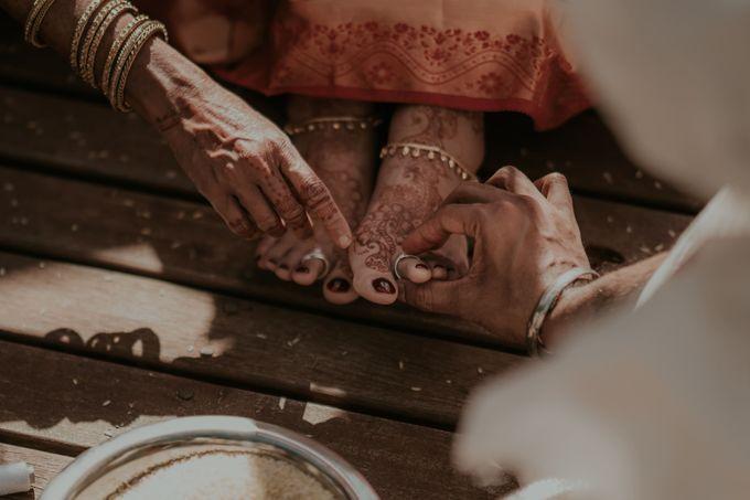 Vivi & Prasanth Wedding by Delapan Bali Event & Wedding - 039