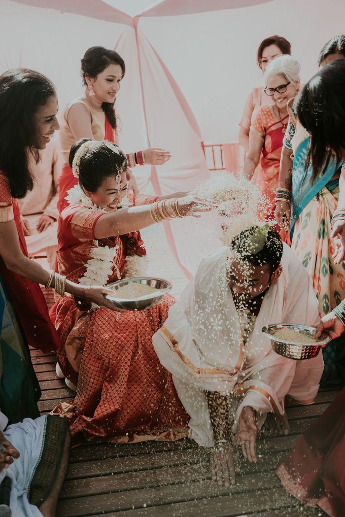 Vivi & Prasanth Wedding by Delapan Bali Event & Wedding - 040