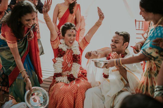 Vivi & Prasanth Wedding by Delapan Bali Event & Wedding - 041