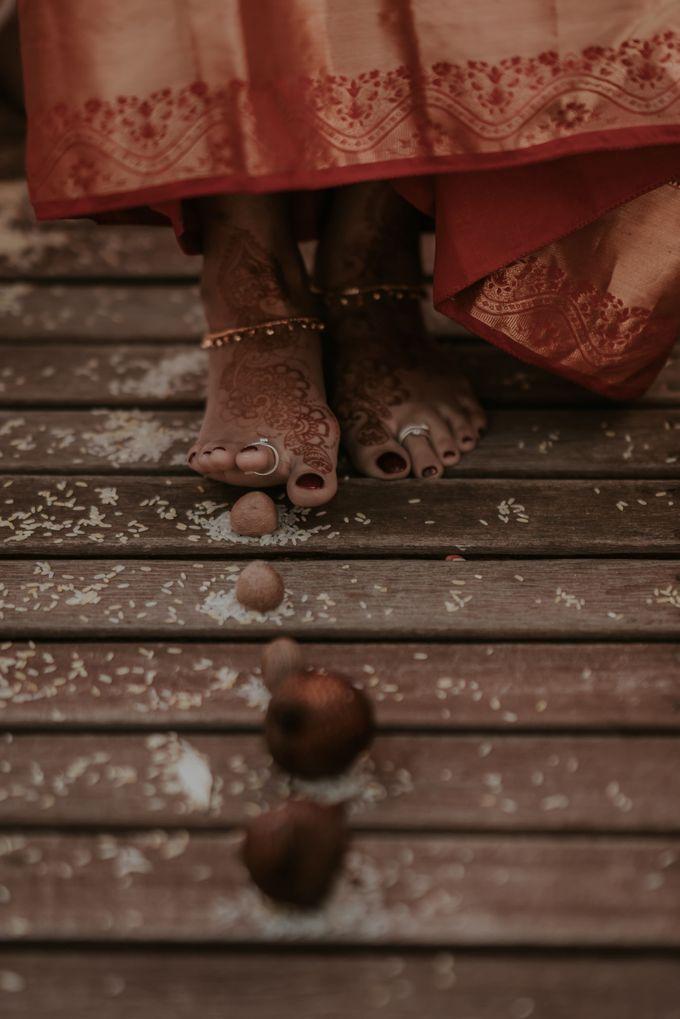 Vivi & Prasanth Wedding by Delapan Bali Event & Wedding - 042