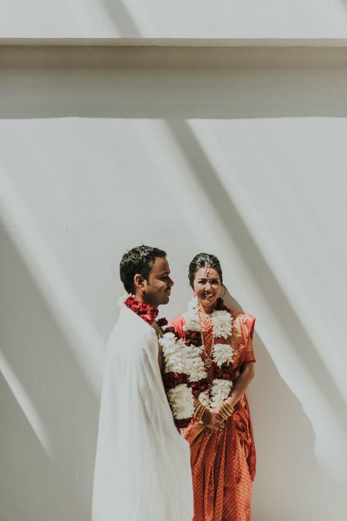 Vivi & Prasanth Wedding by Delapan Bali Event & Wedding - 044