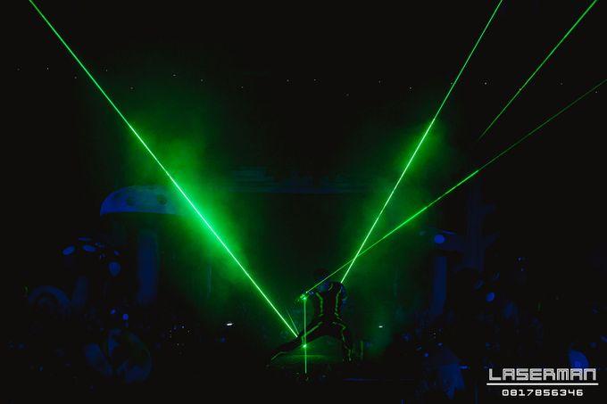 @lasermanjakarta show at mercurealamsutera by Laserman show - 009