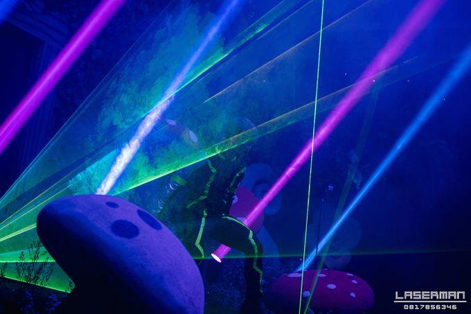 @lasermanjakarta show at mercurealamsutera by Laserman show - 015