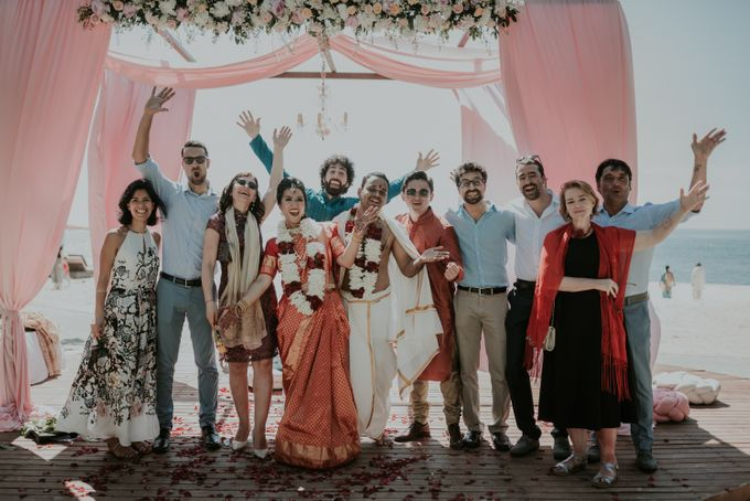 Vivi & Prasanth Wedding by Delapan Bali Event & Wedding - 001