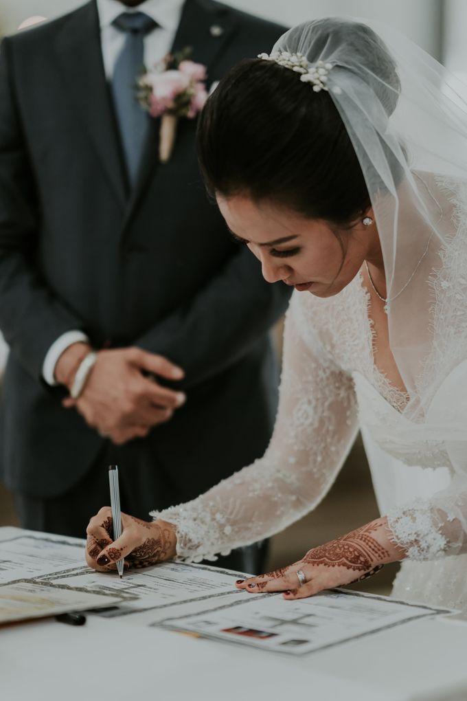 Vivi & Prasanth Wedding by Delapan Bali Event & Wedding - 006