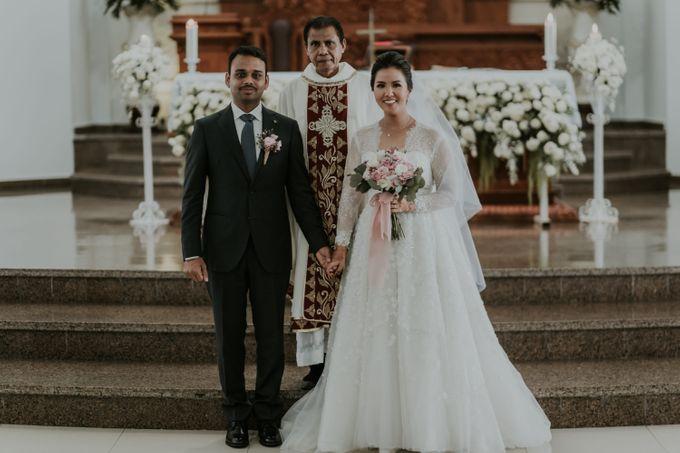 Vivi & Prasanth Wedding by Delapan Bali Event & Wedding - 007