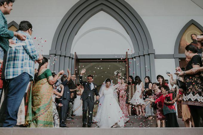 Vivi & Prasanth Wedding by Delapan Bali Event & Wedding - 008