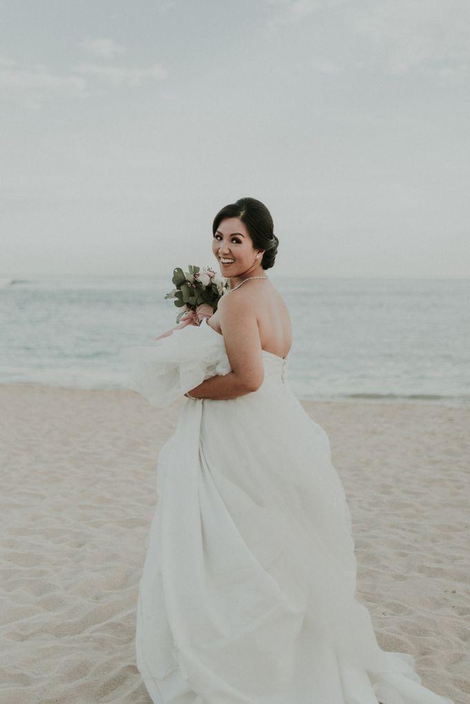 Vivi & Prasanth Wedding by Delapan Bali Event & Wedding - 009