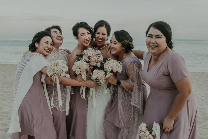 Vivi & Prasanth Wedding by Delapan Bali Event & Wedding - 011