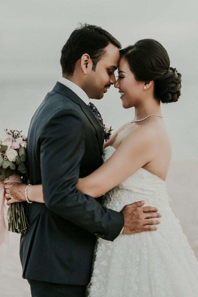 Vivi & Prasanth Wedding by Delapan Bali Event & Wedding - 014