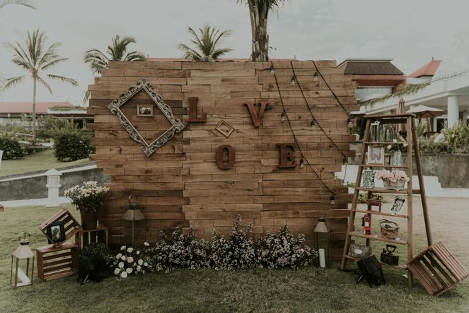 Vivi & Prasanth Wedding by Delapan Bali Event & Wedding - 015