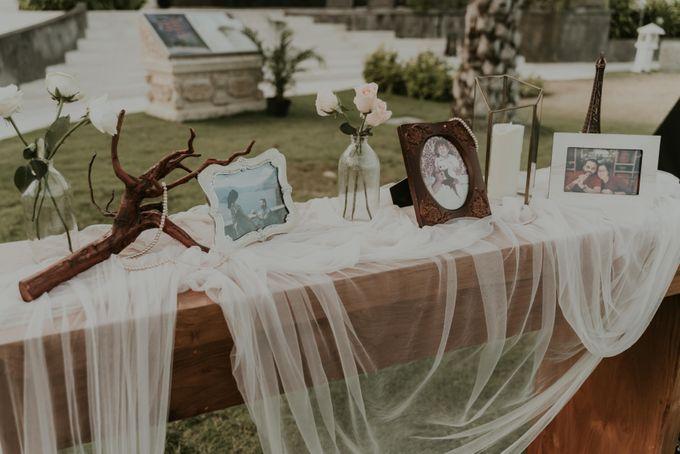 Vivi & Prasanth Wedding by Delapan Bali Event & Wedding - 016