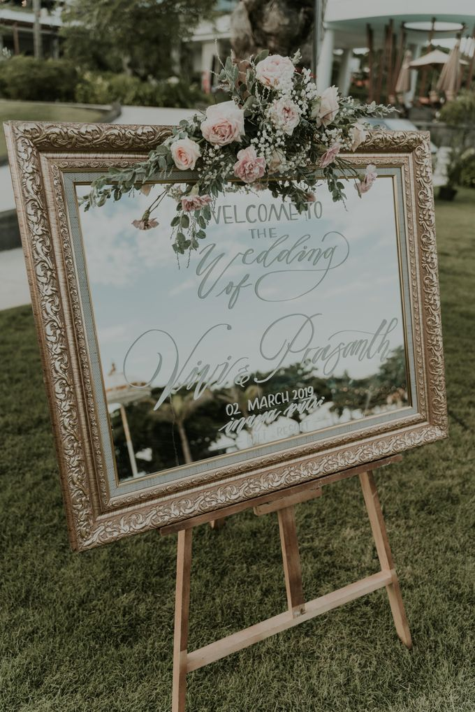 Vivi & Prasanth Wedding by Delapan Bali Event & Wedding - 018