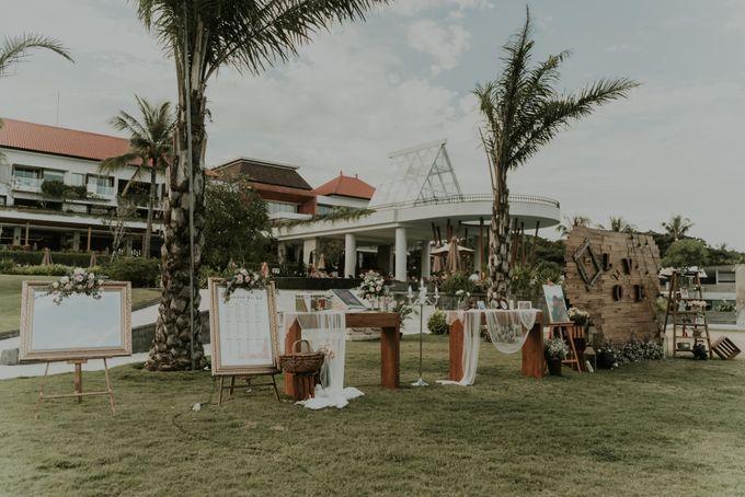 Vivi & Prasanth Wedding by Delapan Bali Event & Wedding - 019