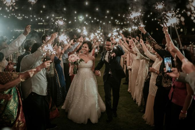 Vivi & Prasanth Wedding by Delapan Bali Event & Wedding - 028