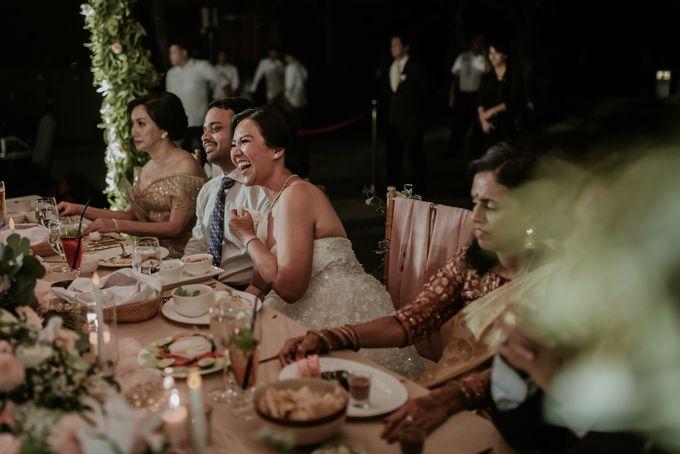 Vivi & Prasanth Wedding by Delapan Bali Event & Wedding - 030
