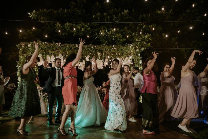 Vivi & Prasanth Wedding by Delapan Bali Event & Wedding - 031