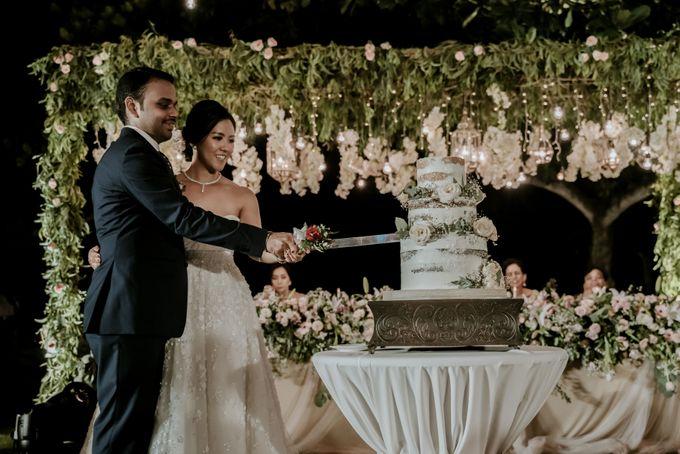 Vivi & Prasanth Wedding by Delapan Bali Event & Wedding - 033