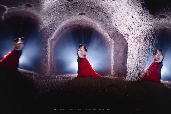 Vivin & Hendy Prewedding Session by Thepotomoto Photography - 012