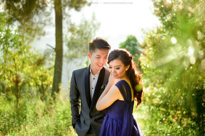 Vivin & Hendy Prewedding Session by Thepotomoto Photography - 004
