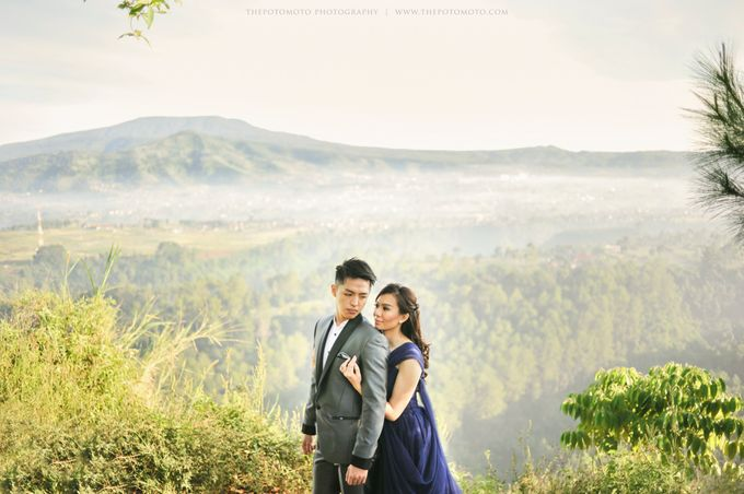 Vivin & Hendy Prewedding Session by Thepotomoto Photography - 003