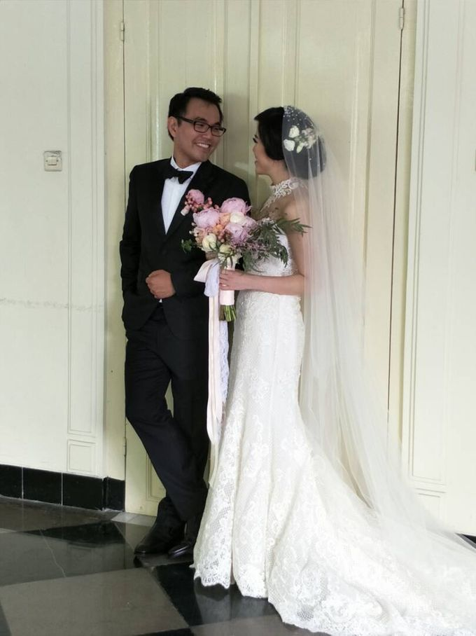 Wedding Of Ivan & Yessica by de_Puzzle Event Management - 012
